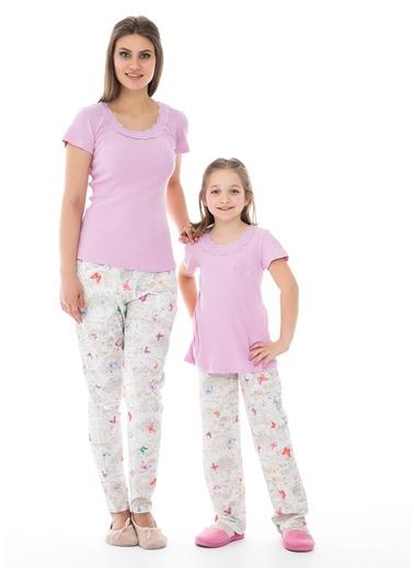 Kız Çocuk Pijama Takımı-Dagi